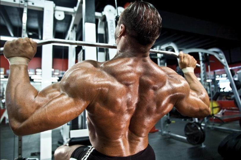 Top 10 Back Exercises Men S Health Building Beast Best Workouts