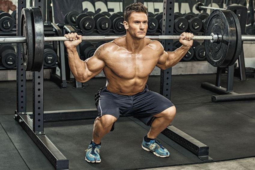 barbell squats1