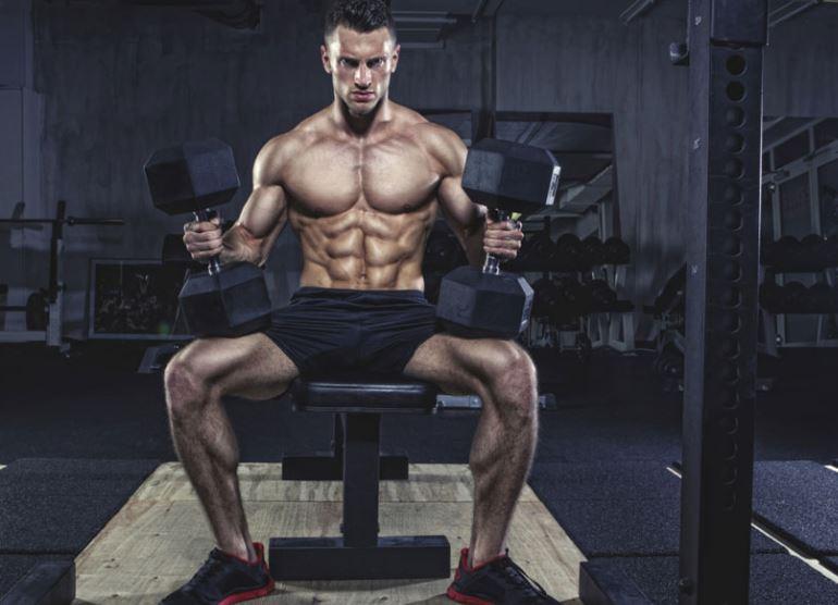 best shoulder exercises for men 2