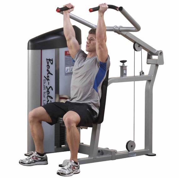 machine shoulder press 1