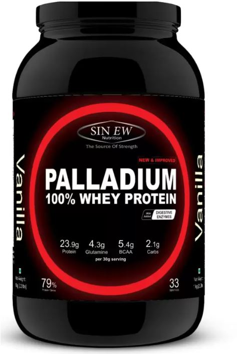 sinew whey protein