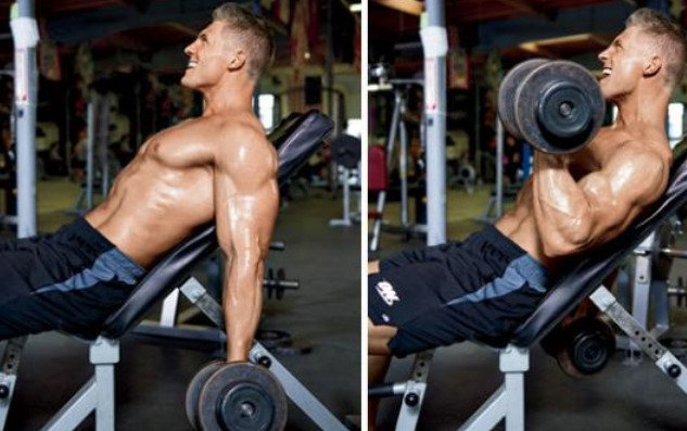 Exercises to build bigger arms
