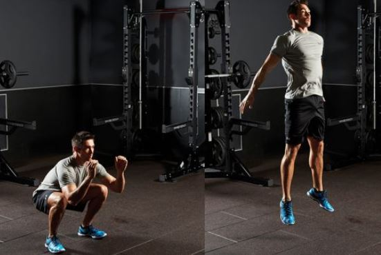 Best Leg workout for men at home