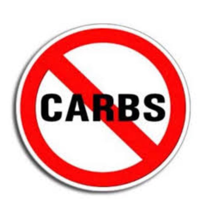 no to carbs