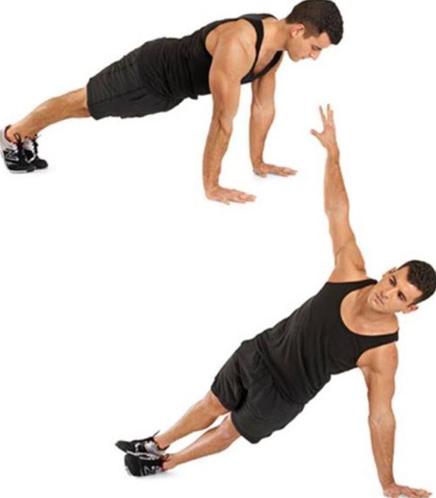 t pushups