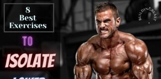 8 Best Lower Chest Workout For Perfect Pecs