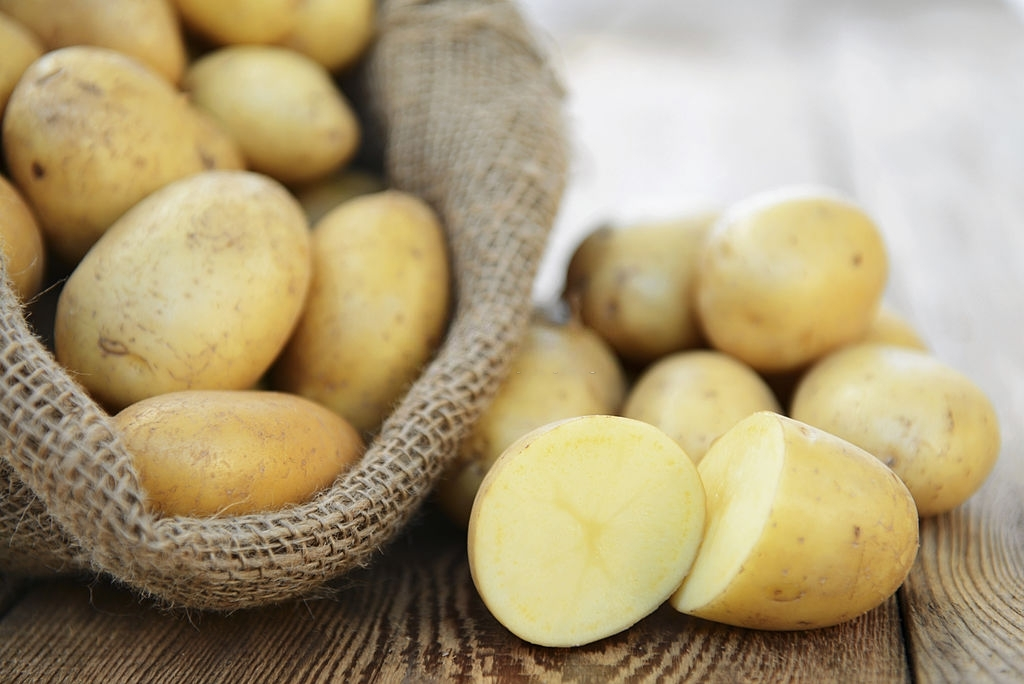 Potato diet benefits