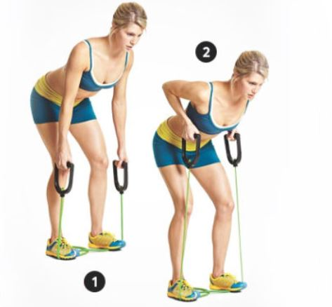 resistance band bent over rowJPG