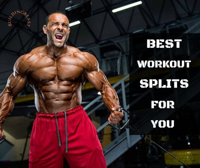 Best workout splits for you
