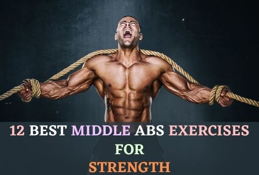 middle abs exercises for men