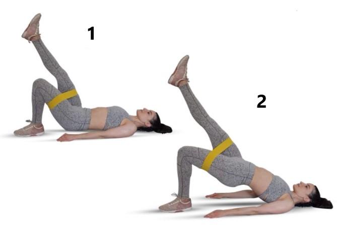 hip lift progression