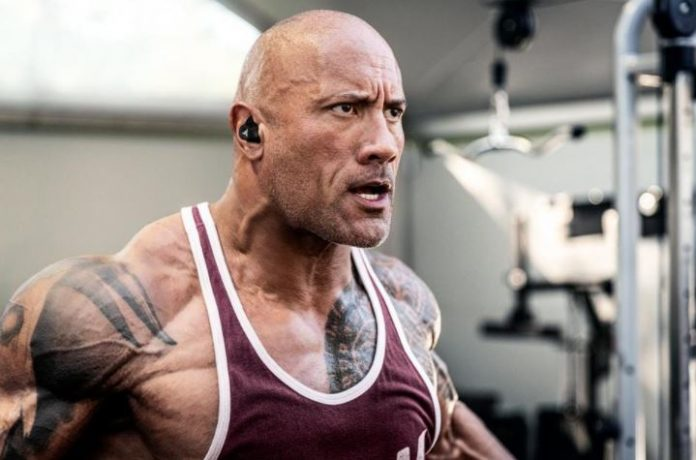 THE ROCK WORKOUT ROUTINE