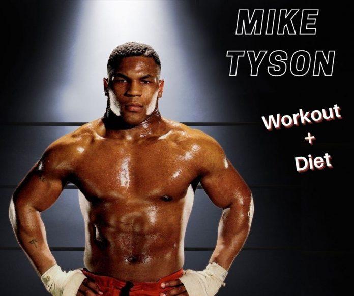 Mike tyson workout routine