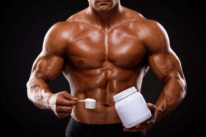 bodybuiler creatine loading