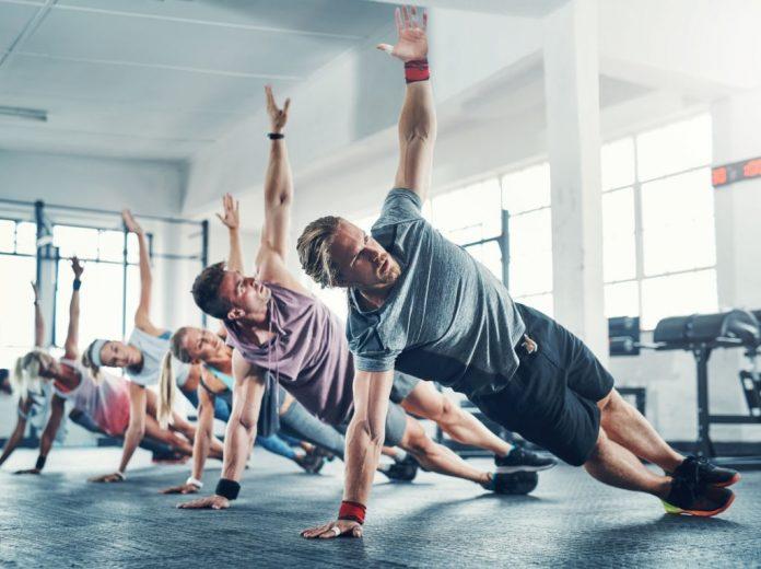 circuit training workout